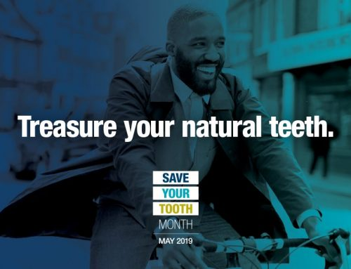 May Is Save Your Tooth Month and Professional Endodontics is happy to participate and educate!